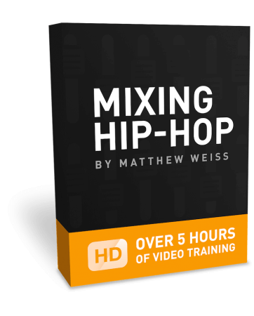 Matthew Weiss Mixing Hip-Hop Bundle TUTORiAL