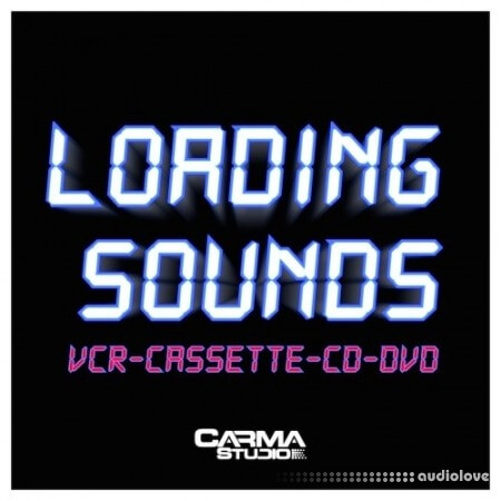 Carma Studio Loading Sounds