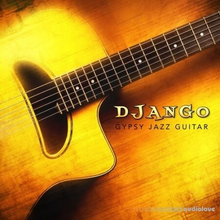 Impact Soundworks Django Gypsy Jazz Guitar KONTAKT