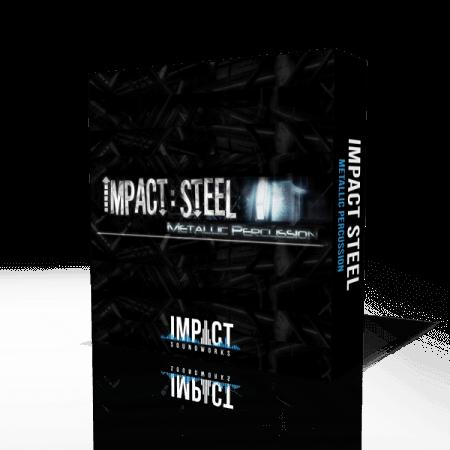 Impact Soundworks Impact Steel KONTAKT