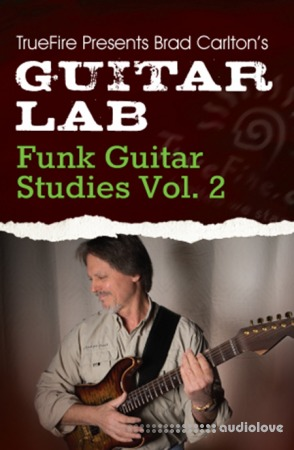 Truefire Guitar Lab Funk Guitar Studies Vol.2 TUTORiAL