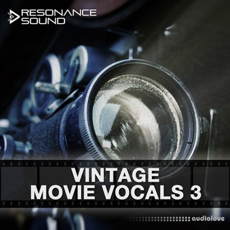 Resonance Sound Vintage Movie Vocals 3 MULTiFORMAT