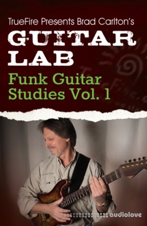 Truefire Guitar Lab Funk Guitar Studies Vol.1