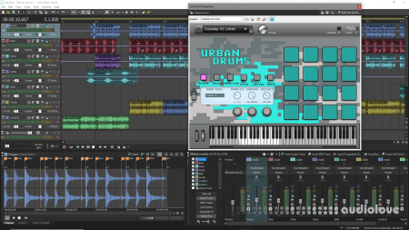 MAGIX ACID Music Studio 11 v11.0.7 Incl Emulator WiN