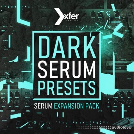 Plugin Boutique Dark Serum Presets Synth Presets