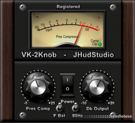Jhud Studio VK-2Knob v1.2 WiN