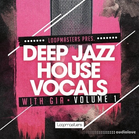 Loopmasters Deep Jazz House Vocals WAV