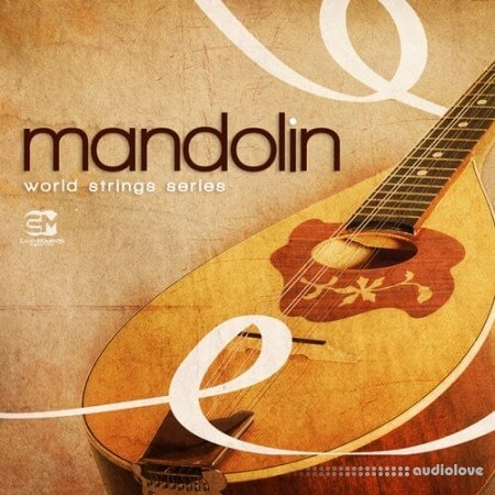 EarthMoments World String Series Mandolin WAV