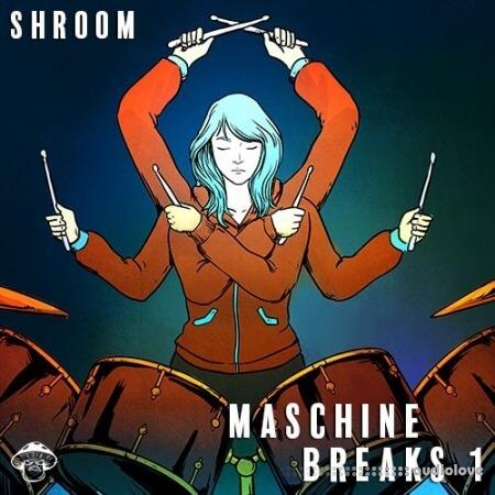 Shroom Maschine Breaks 1 WAV