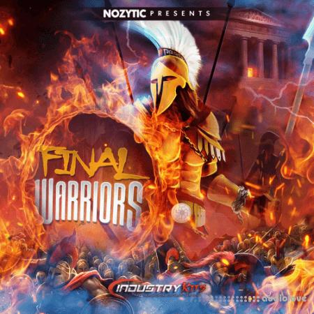 Industry Kits Final Warriors Hades Drumz EXPANSiON Hades Drumz