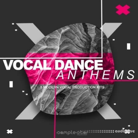 Samplestar Vocal Dance Anthems WAV MiDi
