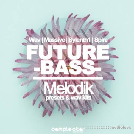 Samplestar Future Bass Melodik WAV MiDi Synth Presets