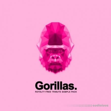 Samplestar Gorillas WAV MiDi