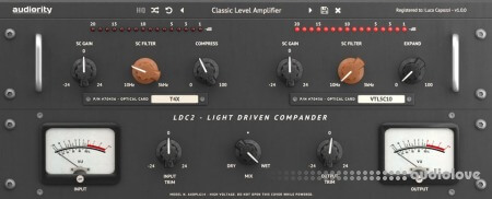 Audiority LDC2-Compander