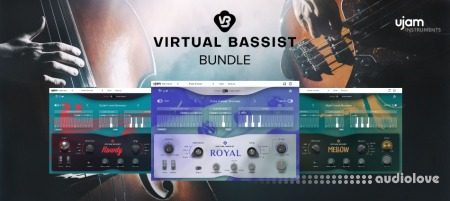 UJAM Virtual Bassists Bundle v1.0.1 WiN