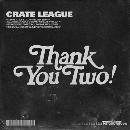 The Crate League Thank You Vol 2 Compositions and Stems WAV