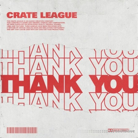 The Crate League Thank You Vol.1 Compositions and Stems WAV