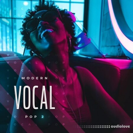 Diginoiz Modern Vocal Pop 2 WAV MiDi