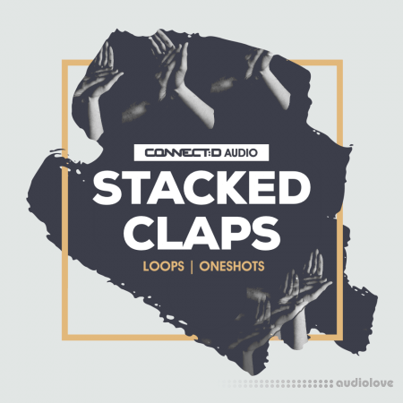 CONNECTD Audio Stacked Claps MULTiFORMAT