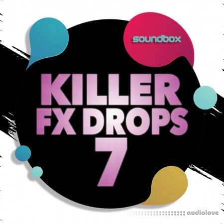 Soundbox Killer Fx Drops 7 WAV