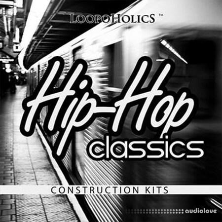 Loopoholics Hip Hop Classics WAV MiDi
