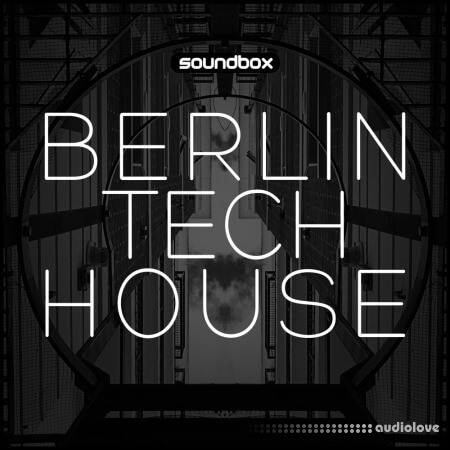 Soundbox Berlin Tech House WAV