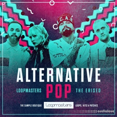 Loopmasters The Erised Alternative Pop WAV REX