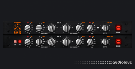 Dangerous Music BAX EQ v1.4 WiN