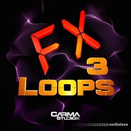 Carma Studio FX Loops 3 WAV