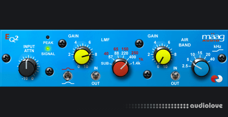Maag Audio EQ2 v1.5 WiN