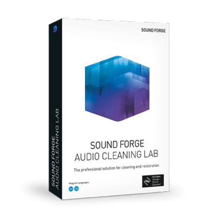 MAGIX SOUND FORGE Audio Cleaning Lab v24.0.0.8 (x64) WiN