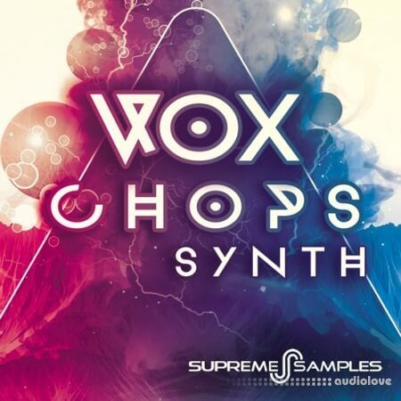 Supreme Samples VoxChops Synth