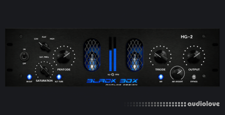 Black Box Analog Design HG-2 v1.3 WiN