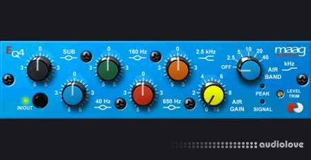 Maag Audio EQ4 v1.9 WiN