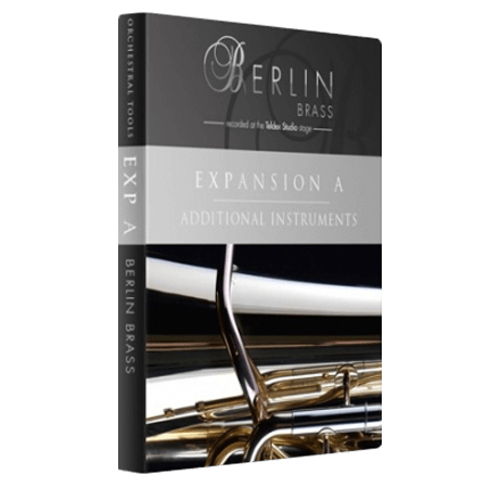 Orchestral Tools Berlin Brass EXP A Additional Instruments KONTAKT