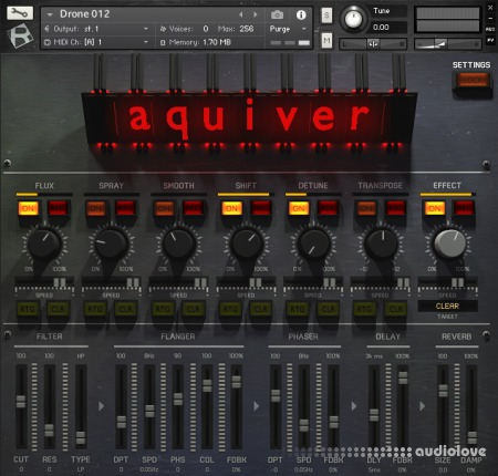 Rigid Audio Aquiver KONTAKT