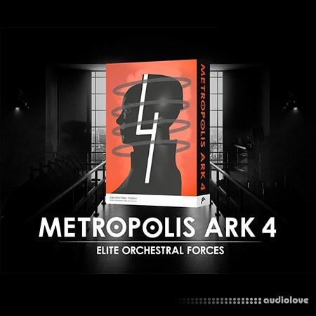 Orchestral Tools Metropolis Ark 4 KONTAKT