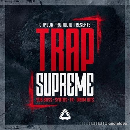 CAPSUN ProAudio Trap Supreme WAV REX