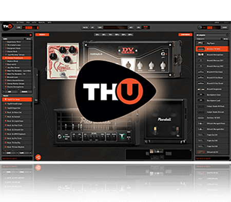Overloud TH-U Complete v1.0.20 WiN MacOSX