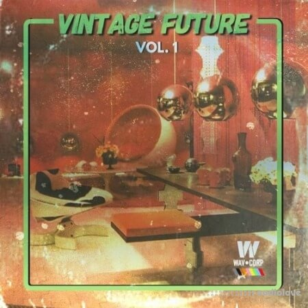 WavCorp Vintage Future Vol.1 WAV