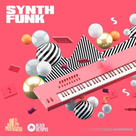 Black Octopus Sound Synth Funk WAV MiDi