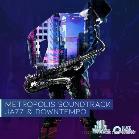 Black Octopus Sound Metropolis Soundtrack (Jazz And Downtempo) WAV