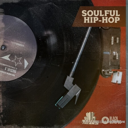 Black Octopus Sound Soulful Hip Hop WAV