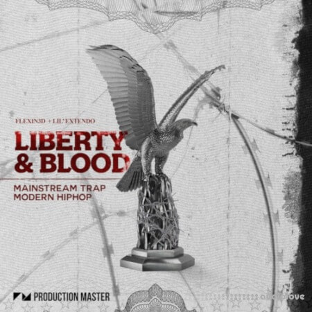 Production Master Liberty And Blood (Mainstream Trap And Modern Hip Hop) WAV