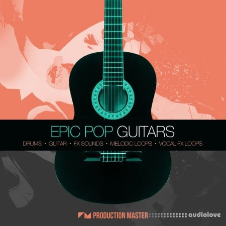 Production Master Epic Pop Guitars WAV