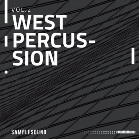 Samplesound West Percussion Volume 2 WAV