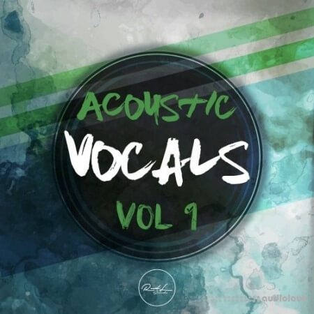 Roundel Sounds Acoustic Vocals Vol.9 WAV MiDi