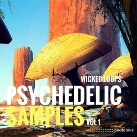 Wicked Loops Psychedelic Samples Vol.1 WAV