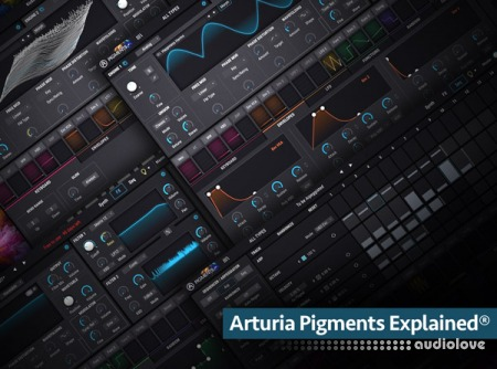 Groove3 Arturia Pigments Explained TUTORiAL