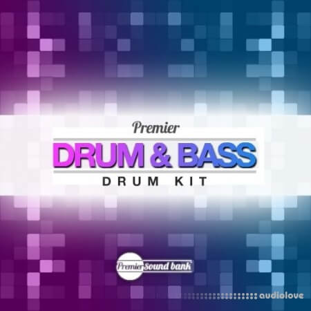 Premier Sound Bank Premier DnB Drum Kit WAV